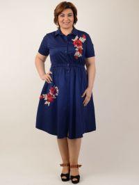 Платье JAST WOMAN УТ20226 большие размеры Работаем с регионами. Скидки на доставку.