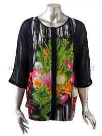 Блуза SAY - УТ 15807 большие размеры Работаем с регионами. Скидки на доставку.