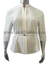 Блуза JOVENNA - УТ 15193-2 большие размеры есть рвзбивка Работаем с регионами. Скидки на доставку.