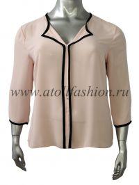 Блуза N.Z.L. - УТ 15318 большие размеры Работаем с регионами. Скидки на доставку.
