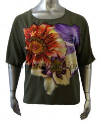 Блуза SAY - УТ 15139-2 большие размеры Работаем с регионами. Скидки на доставку.