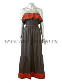 Платье JUST WOMAN - УТ 15519-3 есть разбивка Работаем с регионами. Скидки на доставку.